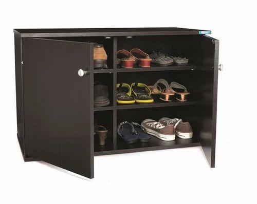 Wenge Churchill Shoe Cabinet Nill