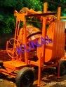 Kunal Cement Concrete Mixer Machine