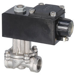 ROTEX 2 Port Solenoid Valve, Size: 0.5mm to 80mm