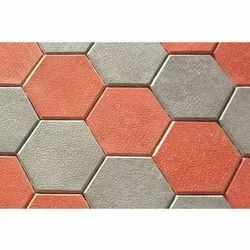 Hexagonal Paver Block