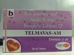 Telmisartan  IP Amlodipine  Tab.