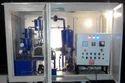 Automatic Paper Core High Vacuum Transformer Oil Filtration Machine