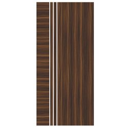 Wood Hinged Decorative Door, Thickness: 1 inch