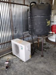 FRP RO AND CHILLER PLANT