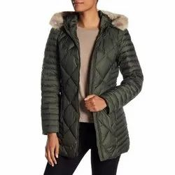 Ladies Long Winter Jackit
