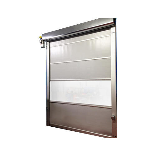 Roll Up High Speed Door, Size/Dimension: 6x3 Feet