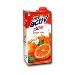 Real Active Fruit Juice