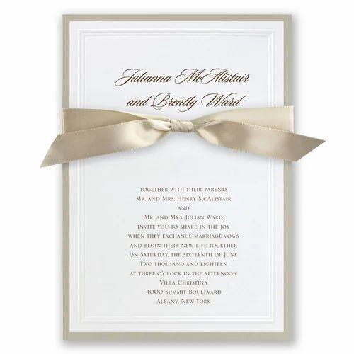 Fancy invitation card anniversary invitation card personalized fancy invitation card stopboris Gallery