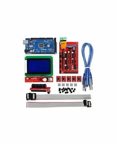 3d Printer Kit Ramps 1 4 Mega2560 A4988 Lcd 12864 Arduino Mega 2560