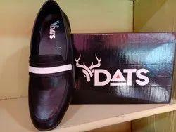 Black Brown Formal Men Casual Shoe, Size: 6 7 8 9