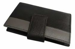 Pattern Genuine Leather Women Wallet, Compartments: 2