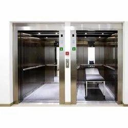 Stainless Steel Hospital Elevators