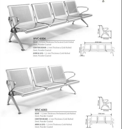 Ergozone Furnitures Metal Steal