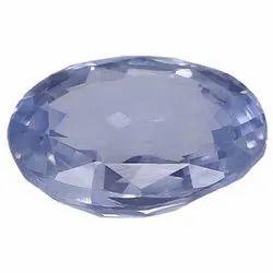 Oval - Cut Unheat Ceylon Blue Sapphire