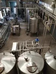 Repute Juice Processing Plant, Capacity: Upto 2500l/Hr, Automatic Grade: Automatic