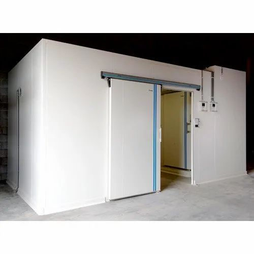 Siberian Prefabricated Cold Rooms