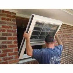 UPVC Window Installation Service, in Local