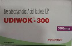 Ursodeoxycholic Acid Tablet 300