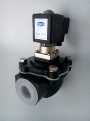 Automatic PVC Solenoid Vale, for Industrial