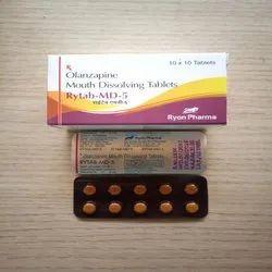 Rytab MD 2.5/5/7.5/10/20 Mg Tablets- Ryon Pharma