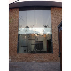 Glass Spider Glazing, For Outdoor