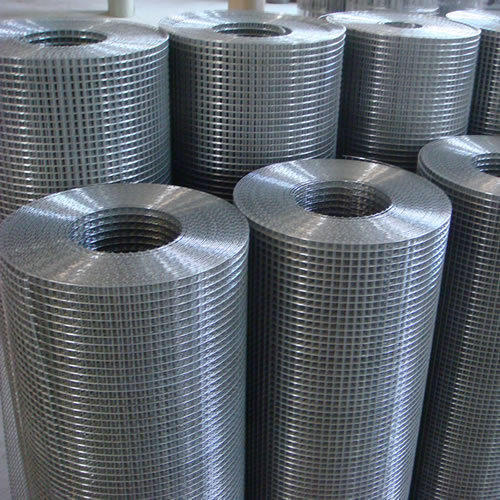 Mild Steel Welded Mesh, Thickness: 1 to 10 mm