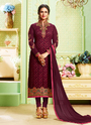 Divyanka Churidar Suit