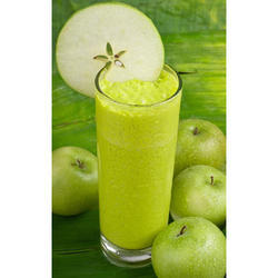 Suyog Frozen Green Apple Pulp