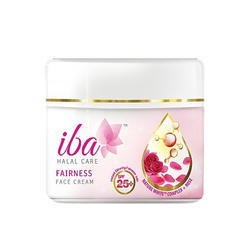 Iba Halal Care Fairness Face Cream Spf 25  50 Gm