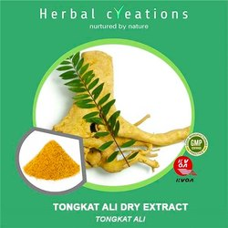 Herbal Creations Tongkat Ali Dry Extract, Pack Size: 25kg