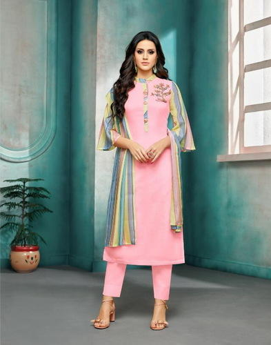 574e87f8ca Product Image. Angroop Plus Launch Diana Vol 2 Wholesale Muslin Silk  Embroidery Suits