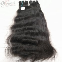 Raw Virgin Indian Hair From India Temple