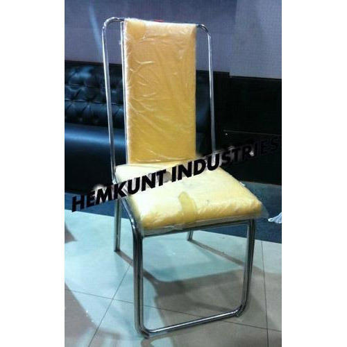 Mild Steel Yellow High Back Chairs Rs 950 Pieces Hemkunt