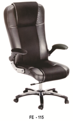High Back Black Executive Series Chairs