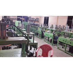 Pneumatic Paper Plate Making Machine