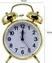 Twin Bell Analog Table Alarm Clock