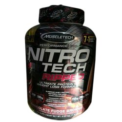 Muscle Tech Muscle Building Nitro Tech Ripped Supplement