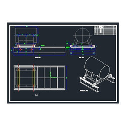 Mechanical CAD Drafting