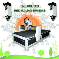 CNC Wood Cutter Router