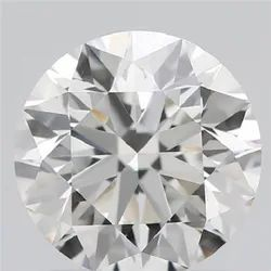 1.20ct Lab Grown Diamond CVD G VVS2 Round Brilliant Cut IGI Certified Stone