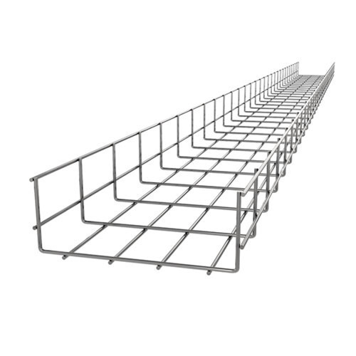 ss wire mesh cable tray at rs 900   piece