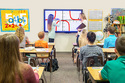 Smart Class with 70 Inch Interactive Touch Panel with PC