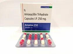 Amoxycillin Trihydrate 250 mg Capsules