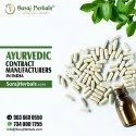 Ayurvedic Contract Manufacturing in India