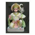 Ceramic Hanuman Statue