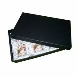 Plain Black Gift Box