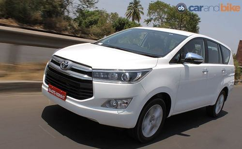 Crysta Car Hire In Bangalore Innova Crysta For Rent In