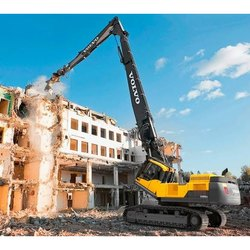Residential Buildings Demolition Services