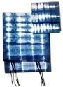 Tie Dye Cotton Shibori Duvet Cover Set