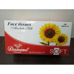Face Tissue Paper Box